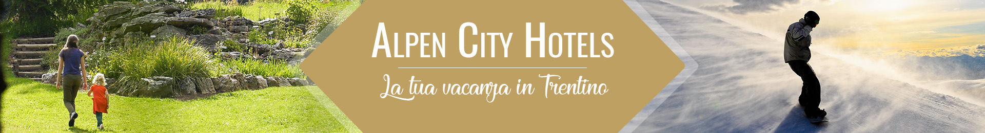 banner alpen city hotels estate inverno